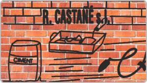 Història de construccions Ramon Castañe, S.L.